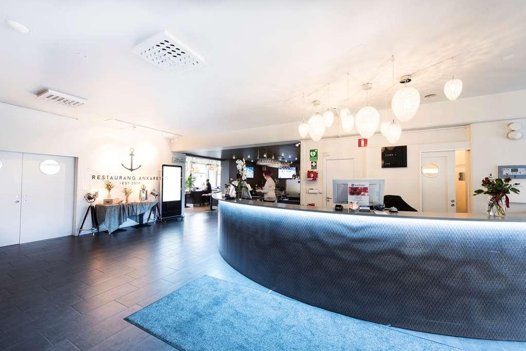 Best Western Hotell Karlshamn - Vue du lobby