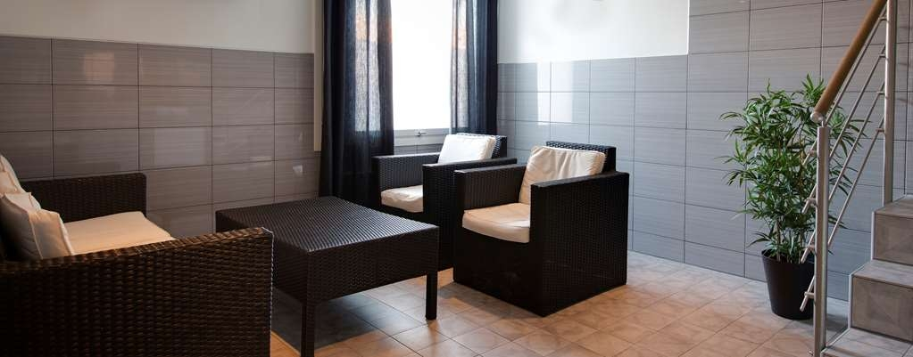 Best Western Hotell Ett - Balneario