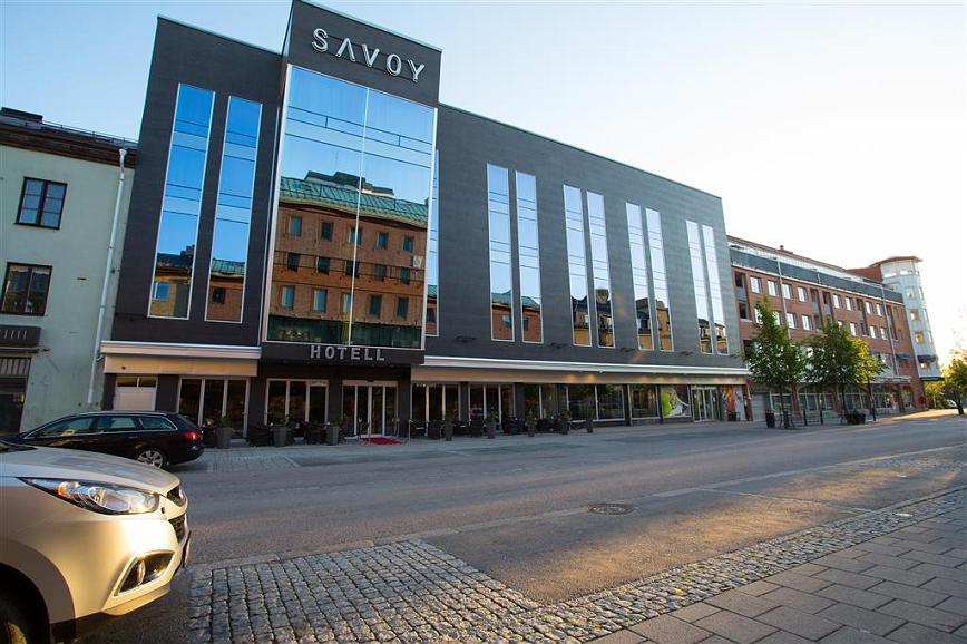 Best Western Plus Savoy Lulea - Außenansicht