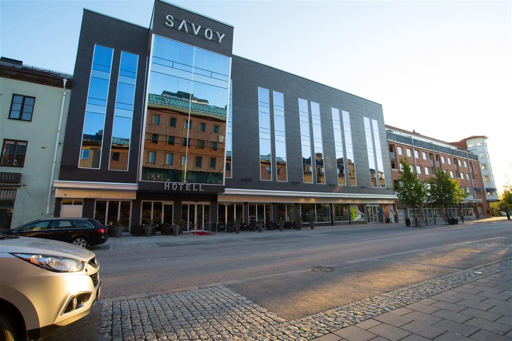 Best Western Plus Savoy Lulea - Vue de l'extérieur