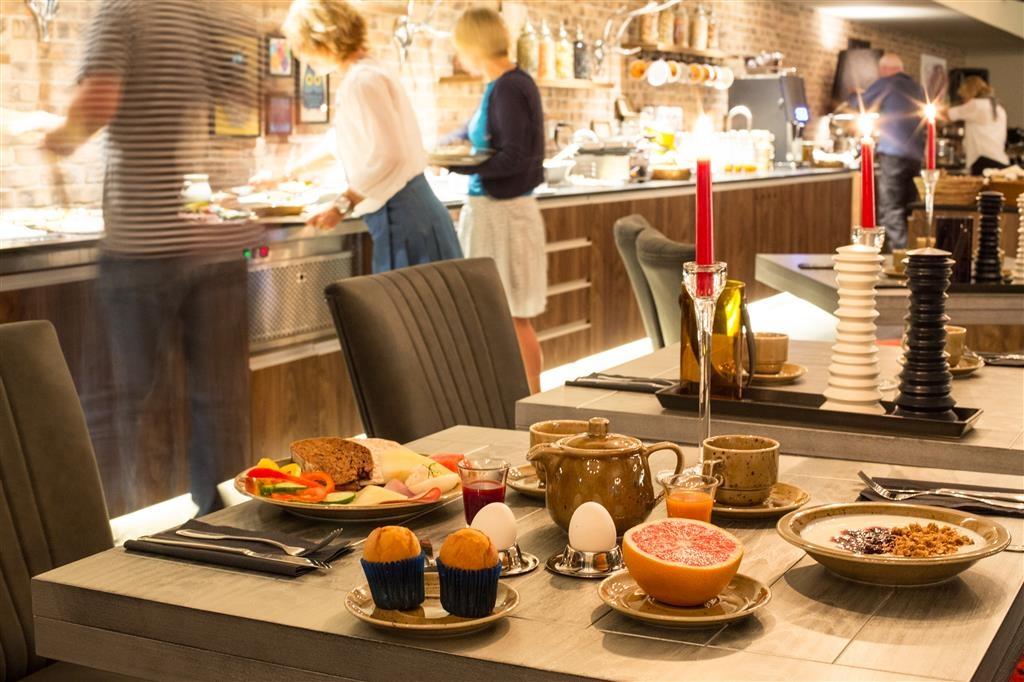 Best Western Plus Savoy Lulea - Petit déjeuner