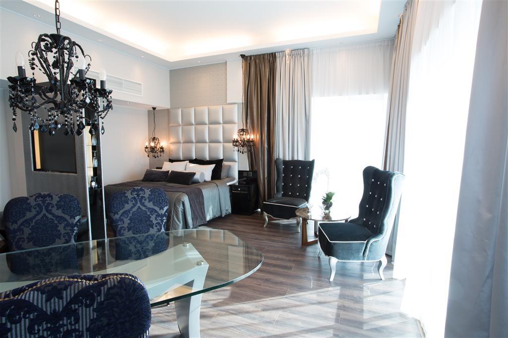 Best Western Plus Savoy Lulea - Chambre