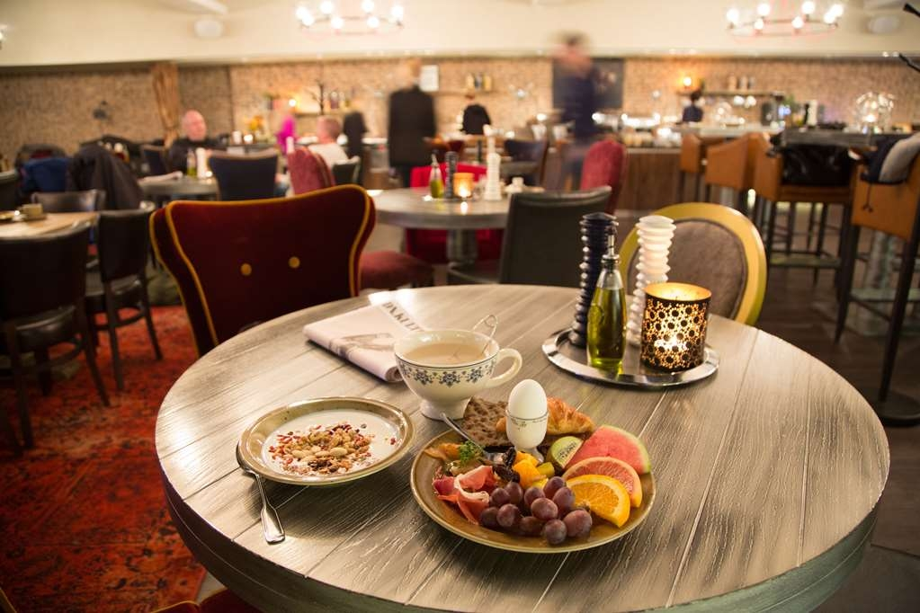 Best Western Plus Savoy Lulea - Restaurant / Etablissement gastronomique