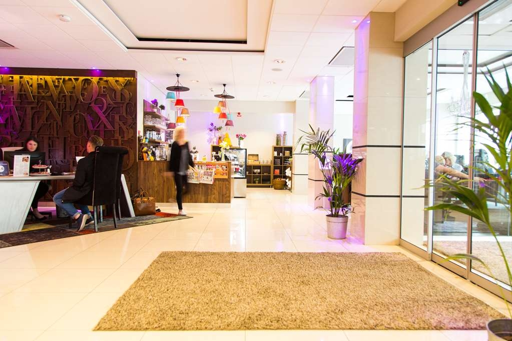 Best Western Plus Savoy Lulea - Interior
