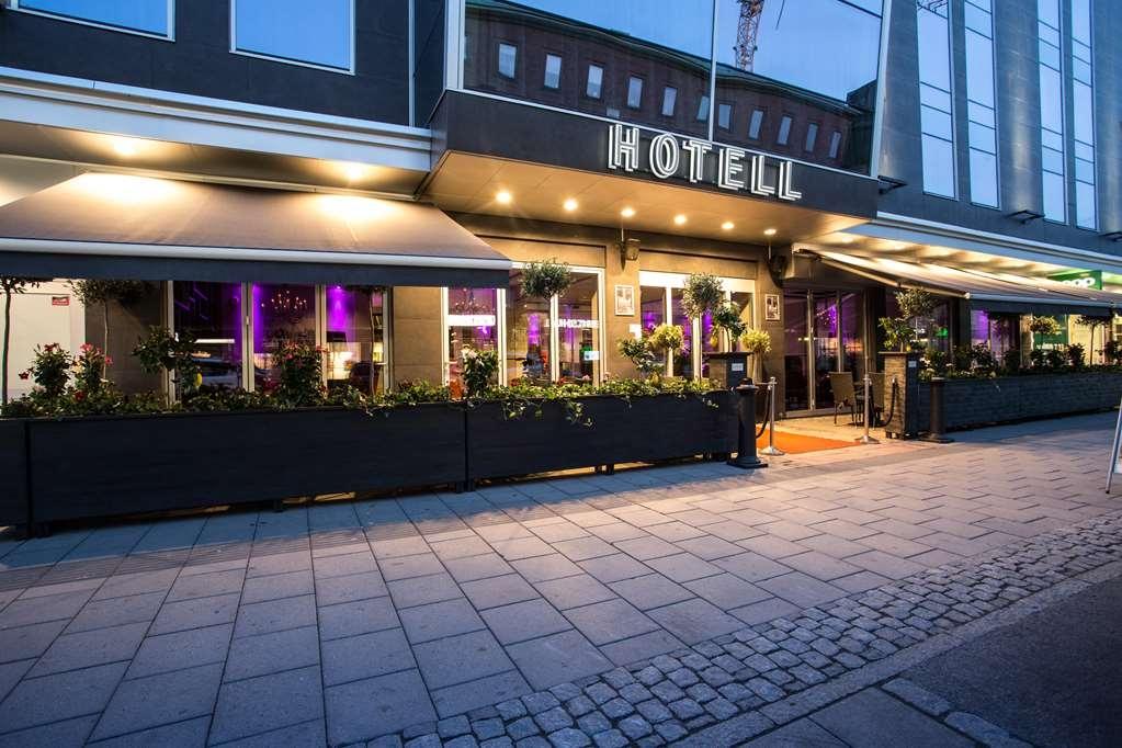 Best Western Plus Savoy Lulea - Facciata dell'albergo