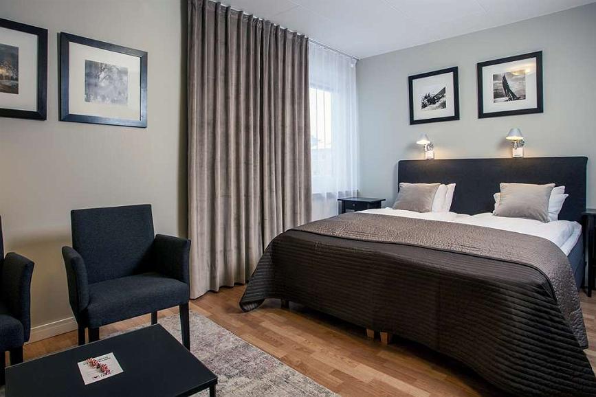 Best Western Hotel Trollhattan - Habitaciones/Alojamientos