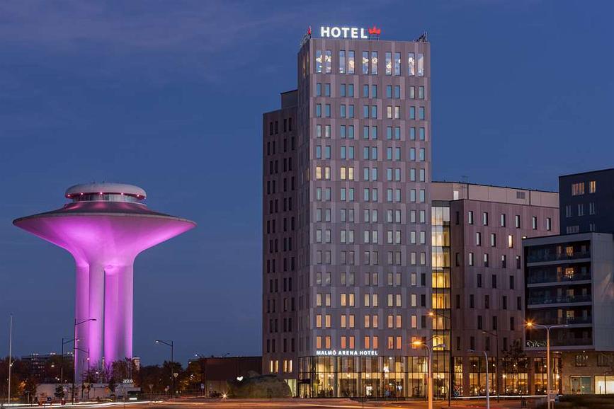 Best Western Malmo Arena Hotel - Vue de l'extérieur