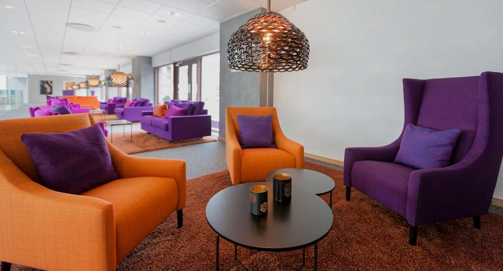 Best Western Malmo Arena Hotel - Lounge