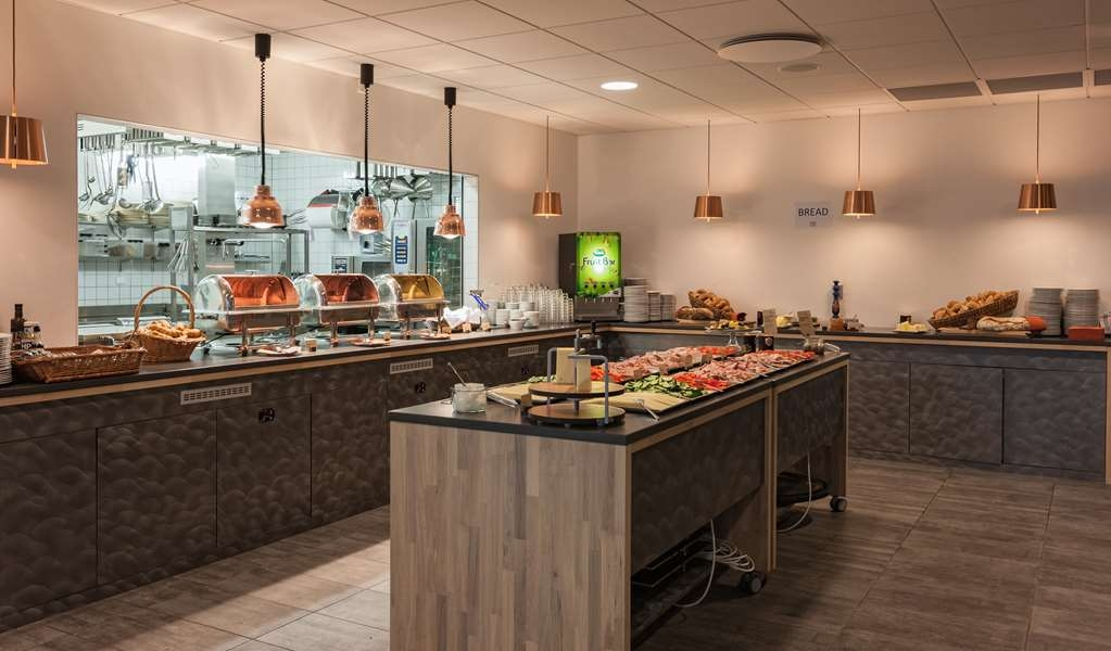 Best Western Malmo Arena Hotel - buffet