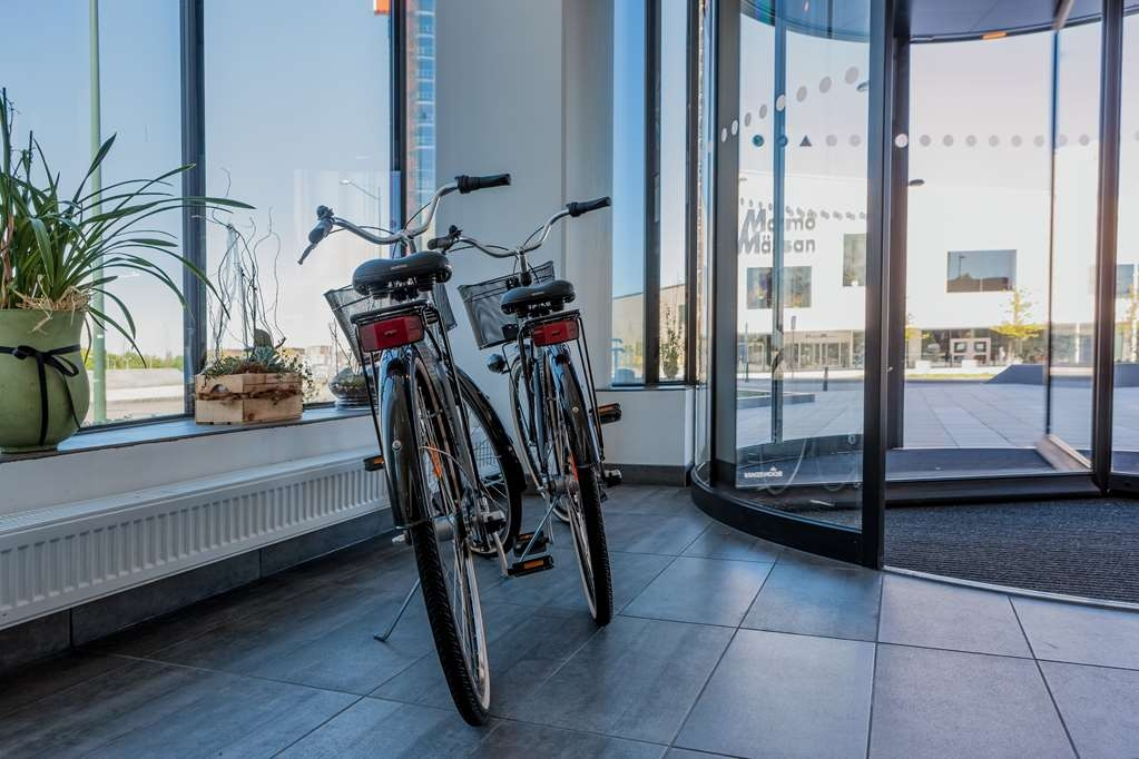 Best Western Malmo Arena Hotel - Rent your bike with us!