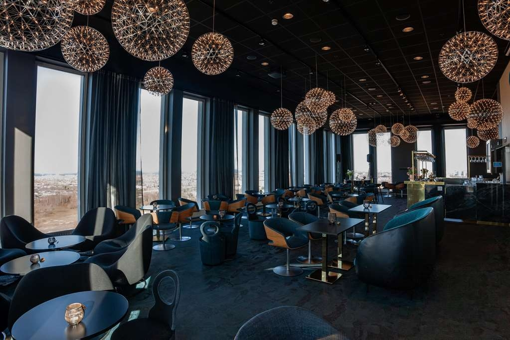 Best Western Malmo Arena Hotel - Bar/Salón