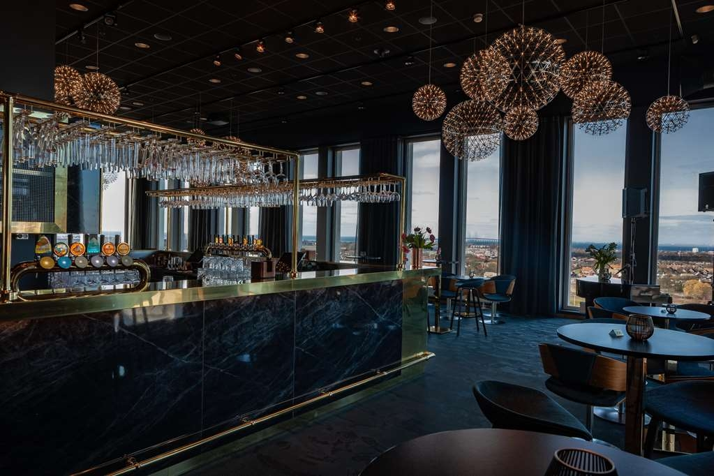 Best Western Malmo Arena Hotel - Bar/Lounge