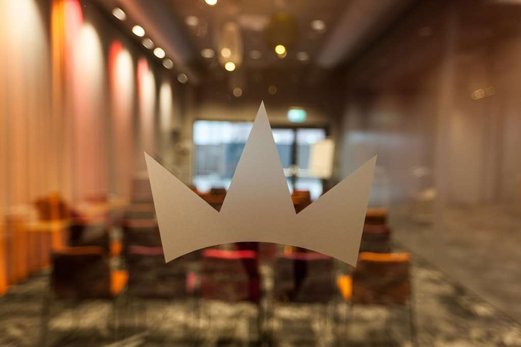Best Western Malmo Arena Hotel - Besprechungszimmer