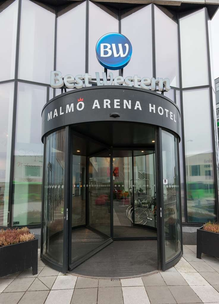Best Western Malmo Arena Hotel - Façade