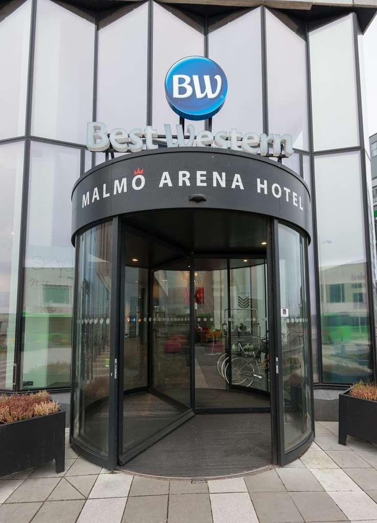Best Western Malmo Arena Hotel - Außenansicht