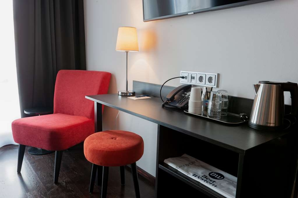Best Western Malmo Arena Hotel - Chambres / Logements