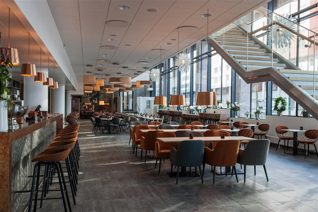 Best Western Malmo Arena Hotel - Nilssons Restaurant & Bar