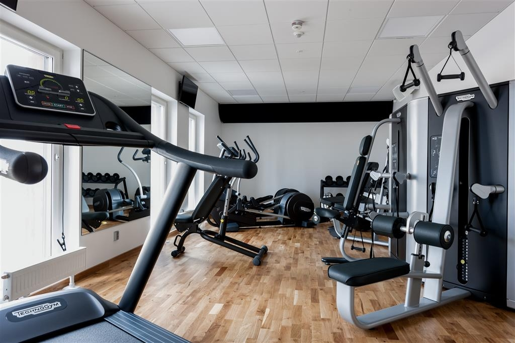 Best Western Malmo Arena Hotel - Fitness Center