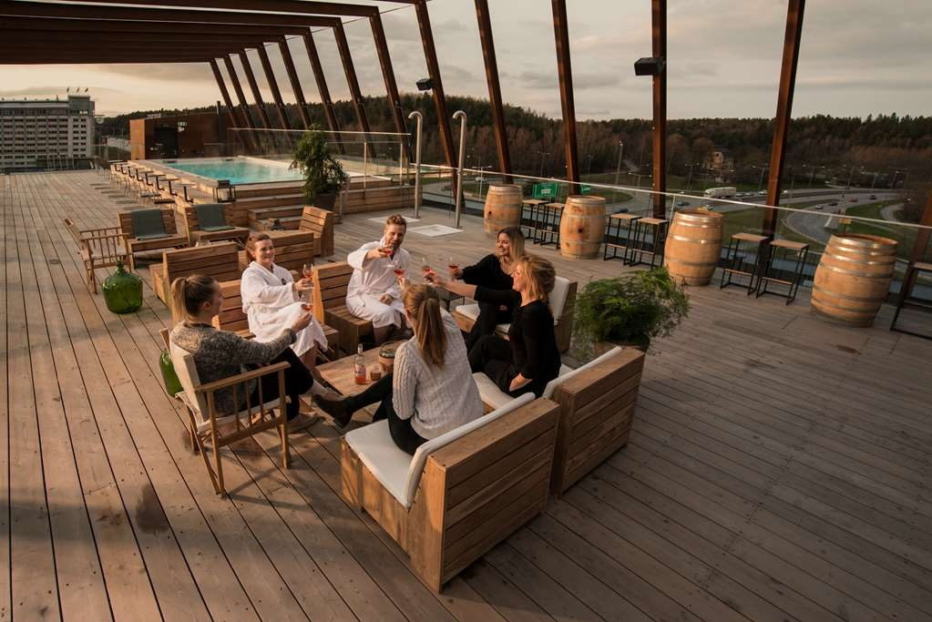 The Winery Hotel, BW Premier Collection - Rooftop