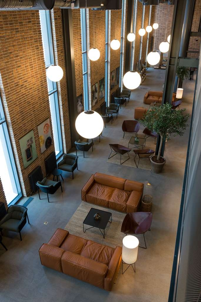 The Winery Hotel, BW Premier Collection - Lobby