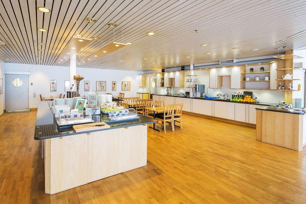 Best Western Eurostop Orebro - Restaurant / Gastronomie
