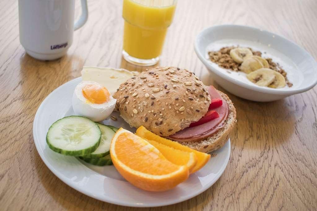 Best Western Eurostop Orebro - Breakfast