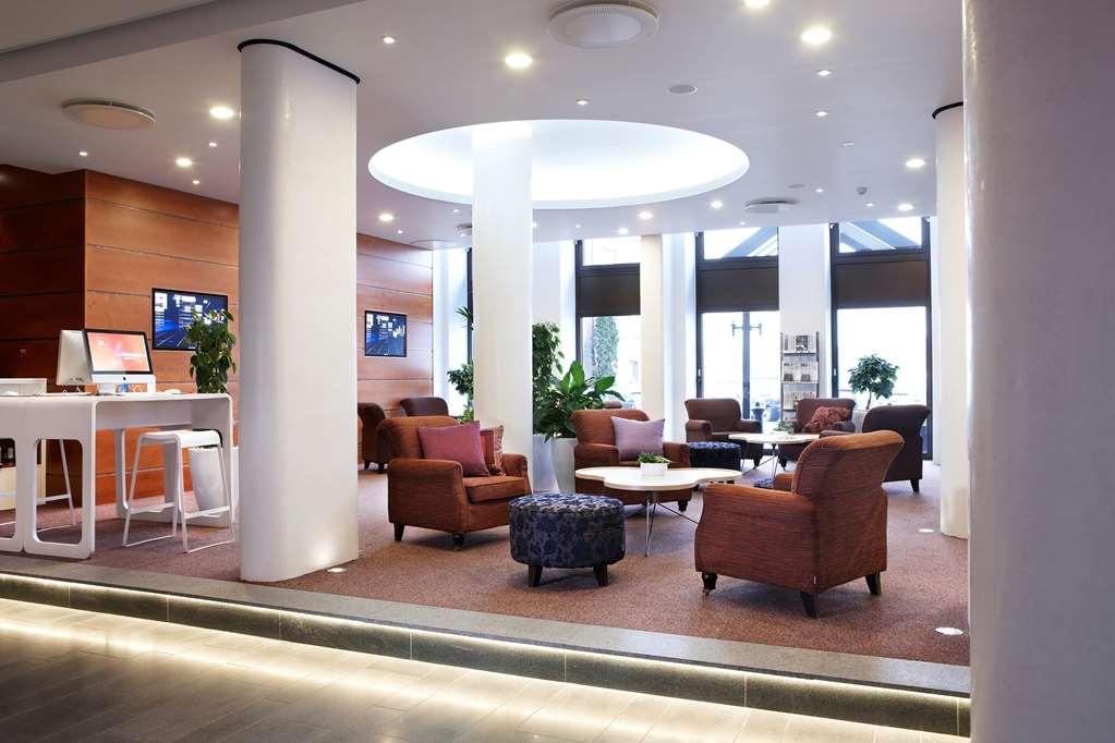 Best Western Plus Waterfront Hotel - Lobbyansicht