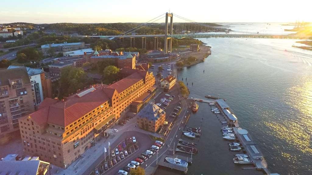 Best Western Plus Waterfront Hotel - luftbild
