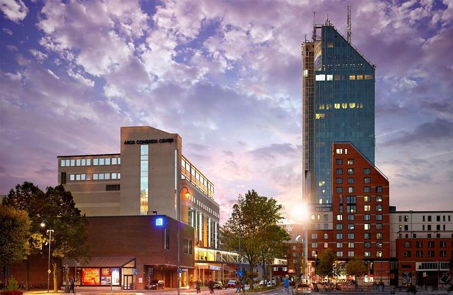 Best Western Plus Hotel Plaza - Aussenansicht
