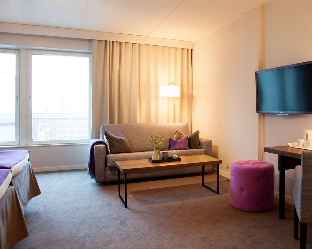 Best Western Plus Hotel Plaza - Guest Double Room