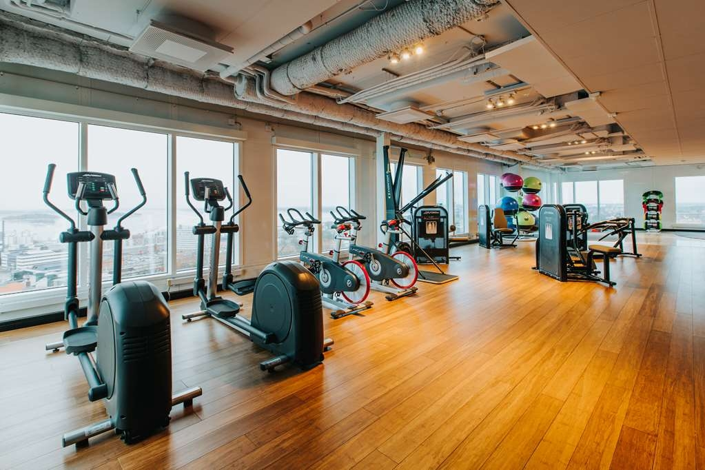 Best Western Plus Hotel Plaza - Club de remise en forme