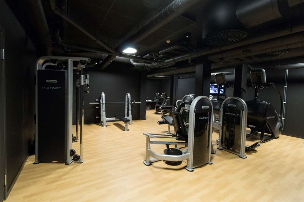 Best Western Plus Hus 57 - HUS 57 Gym