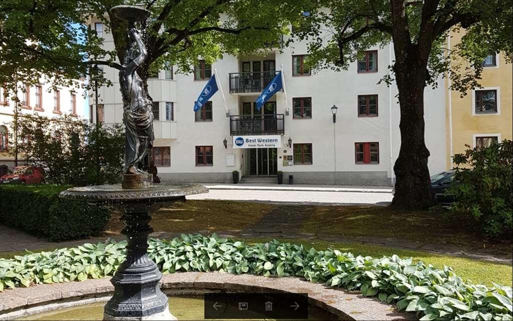 Best Western Hotel Park Astoria - Außenansicht