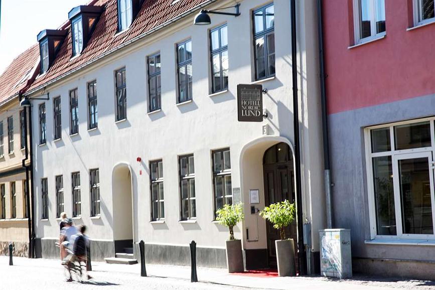 Best Western Plus Hotell Nordic Lund - Vista exterior