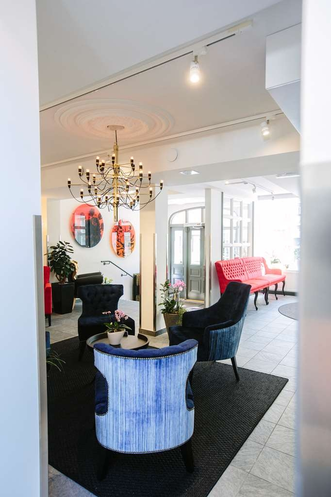 Best Western Plus Hotell Nordic Lund - Lobby