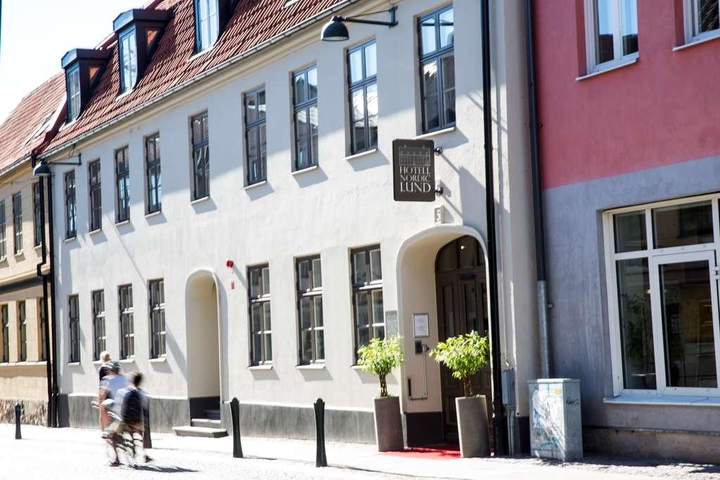 Best Western Plus Hotell Nordic Lund - Facciata dell'albergo
