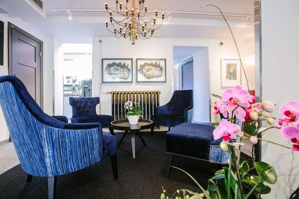 Best Western Plus Hotell Nordic Lund - Vue du lobby