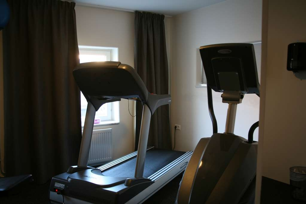 Best Western Plus Hotell Nordic Lund - Exercise Room