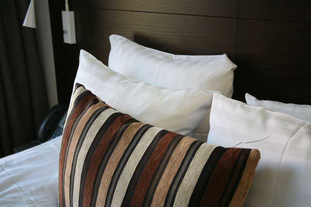 Best Western Plus Hotell Nordic Lund - Guest Room Bedding