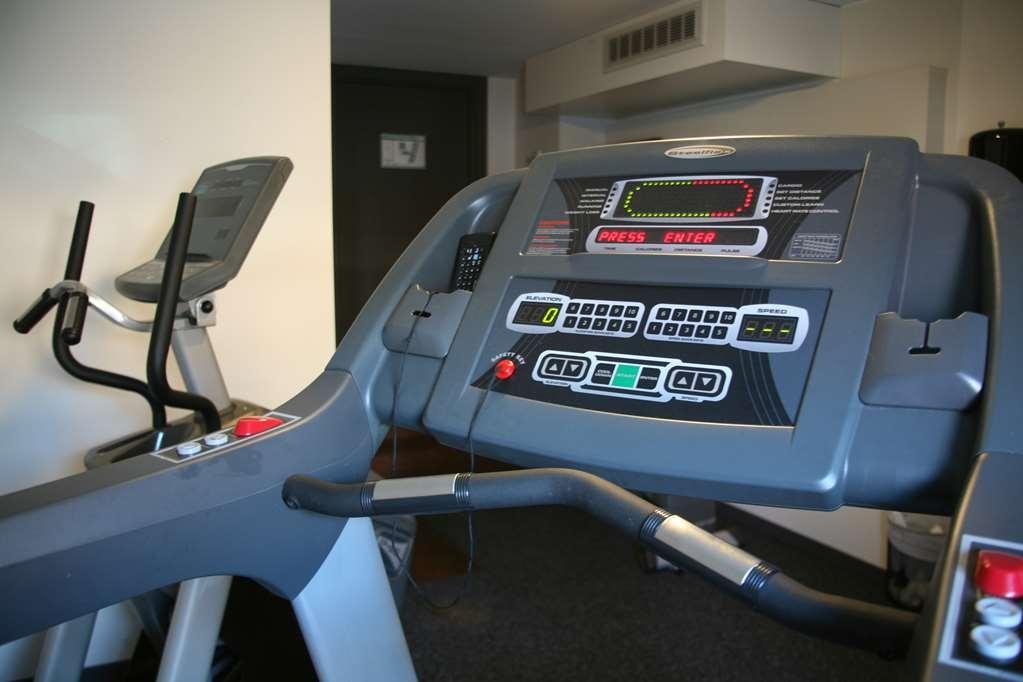 Best Western Plus Hotell Nordic Lund - Fitnessstudio