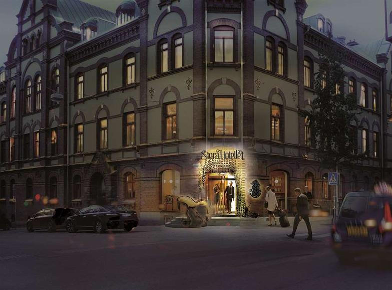 Stora Hotellet, BW Premier Collection - Area esterna