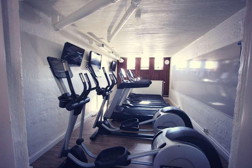 Best Western Hotel Arctic Eden - Arctic Eden Gym