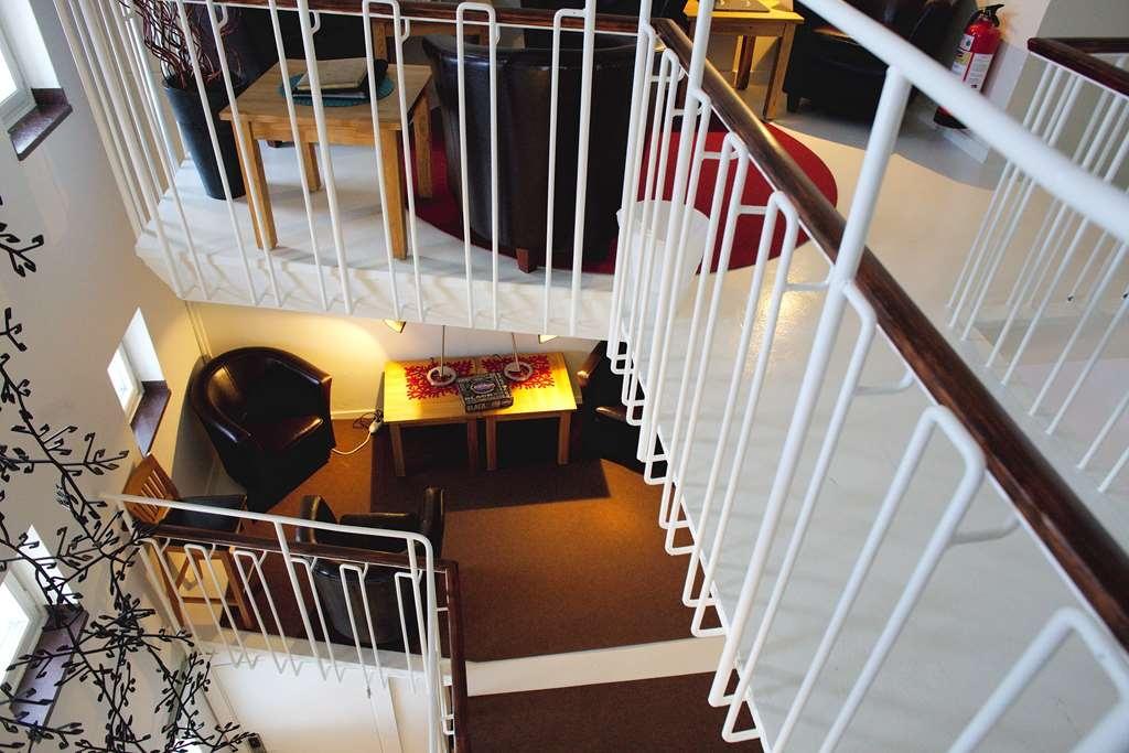Best Western Hotel Arctic Eden - Hotel library