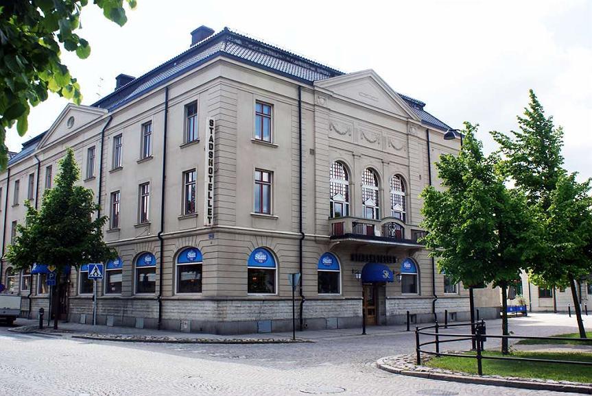 Best Western Hotel Statt Katrineholm - Aussenansicht