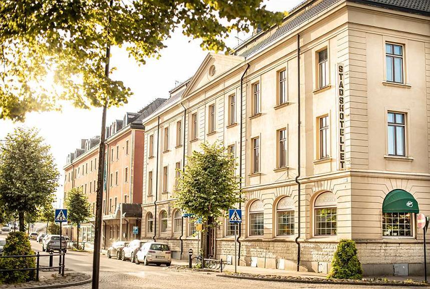 Best Western Hotel Statt Katrineholm - Area esterna