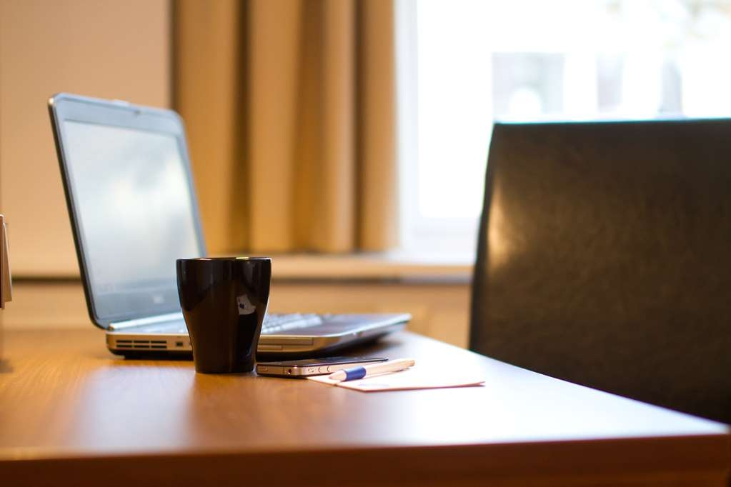 Best Western Hotel Statt Katrineholm - We have free Wi-Fi in all our rooms, so you can easily work from your room.