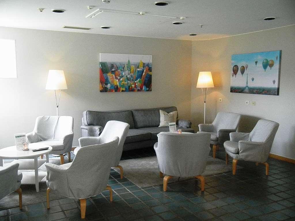 Best Western Hotell Erikslund - Vista del vestíbulo