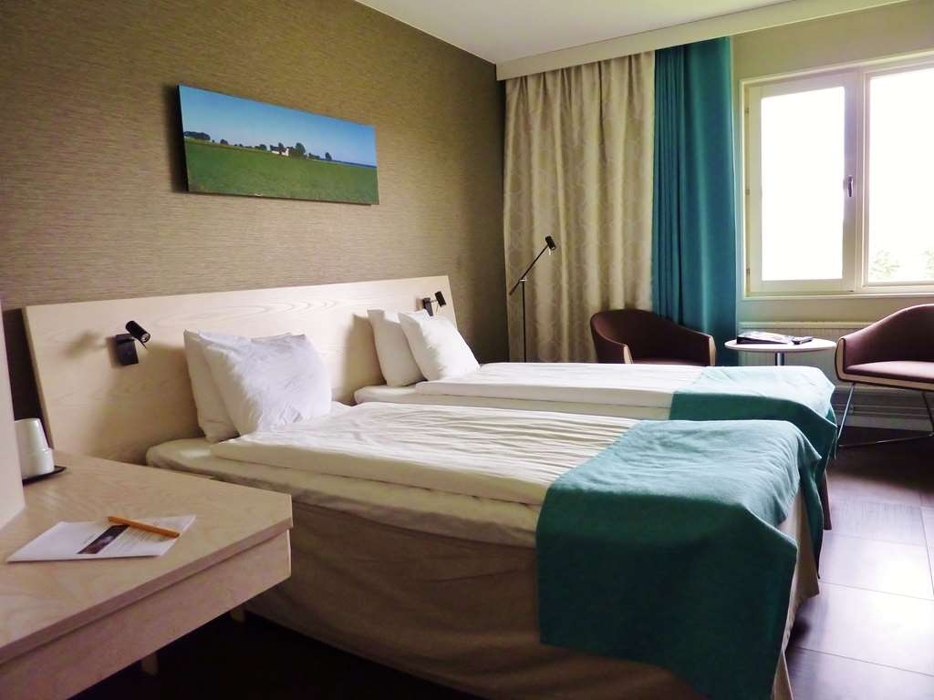 Best Western Hotell Erikslund - Economy Room with Two Twin Size Beds