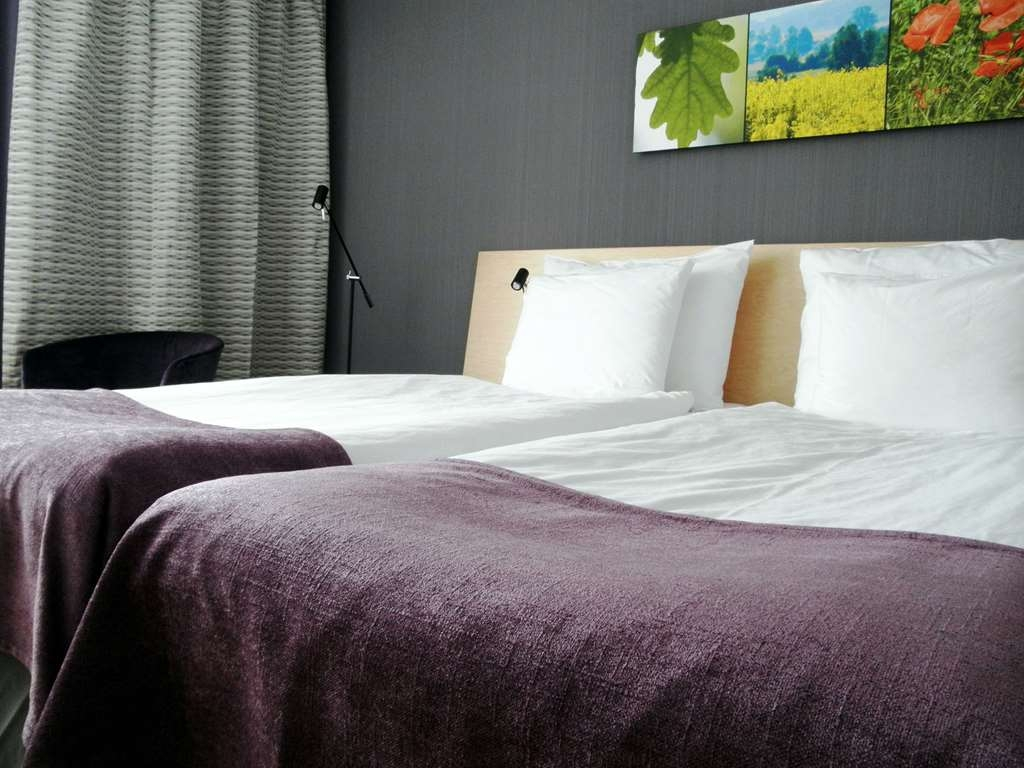 Best Western Hotell Erikslund - Standard Room with Two Twin Size Beds