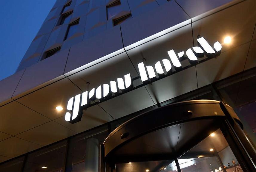Best Western Plus Grow Hotel - Area esterna